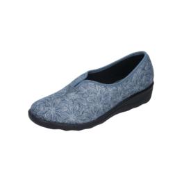 ROMIKA Damen Hausschuhe Hausschuhe blau Damen Gr. 39